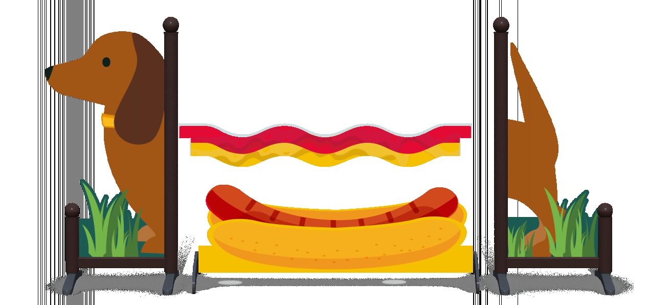 Sausage Dog Jump