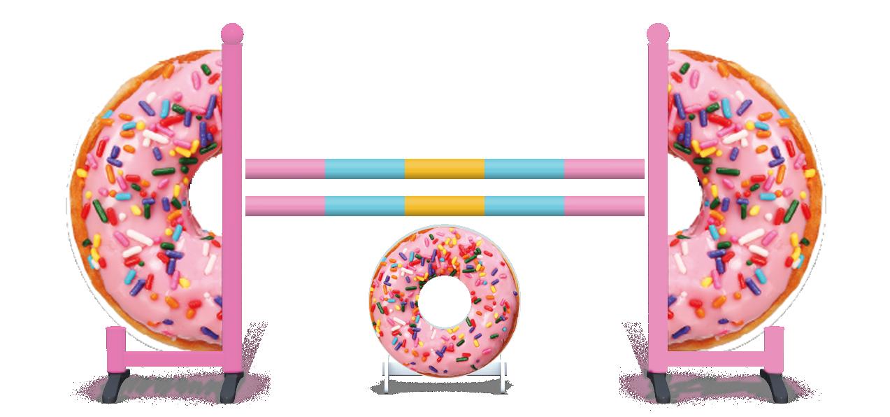 Doughnut (Arch) Jump