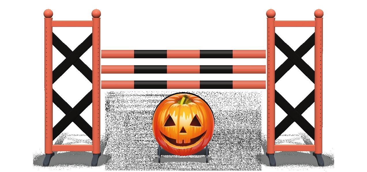 Halloween Skinny Jump