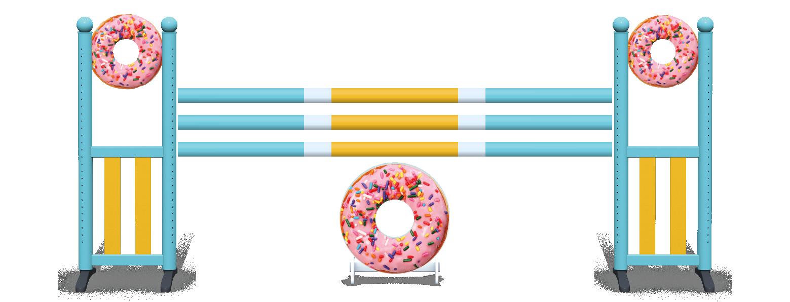 Doughnut Jump