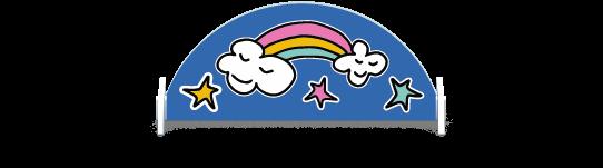 Fillers > Half Round Filler > Unicorn Sky