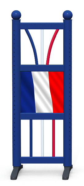 Wing > Combi D > French Flag
