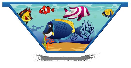 Fillers > V Filler > Tropical Fish
