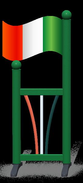 Wing > Flag > Irish