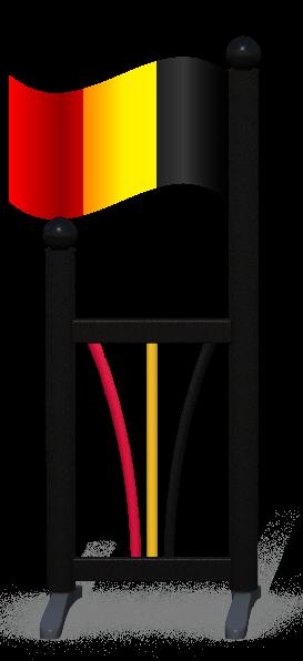 Wing > Flag > Belgium