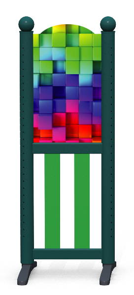 Wing > Combi L > Rainbow Cubes