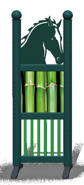 Wing > Combi Horse Head > Bamboo