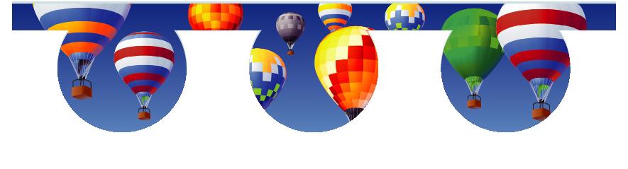 Fillers > O Filler > Hot Air Balloons