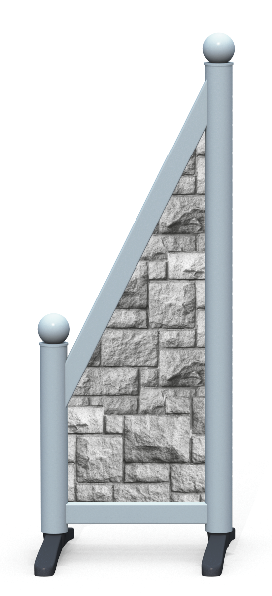 Wing > Sloping Printed > Pillar Brick
