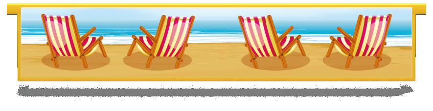 Fillers > Hanging Solid Filler > Beach
