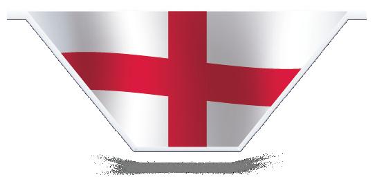 Fillers > V Filler > St Georges Flag