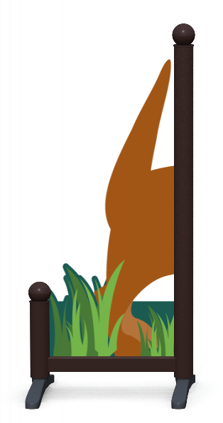 Wing > Sausage Dog Tail