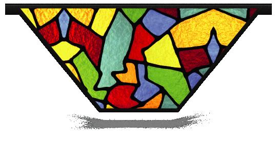 Fillers > V Filler > Stained Glass