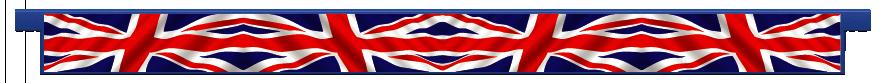 Planks > Straight Plank > United Kingdom Flag