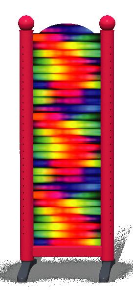Wing > Combi M > Rainbow Tubes