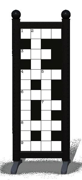 Wing > Combi N > Crossword