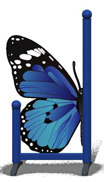 Wing > Butterfly > Blue Butterfly
