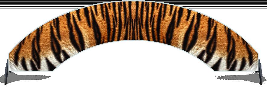Fillers > Arch Filler > Tiger Skin