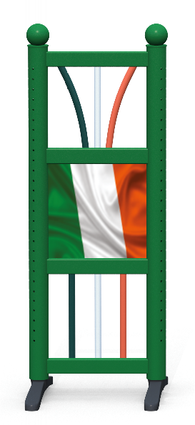 Wing > Combi D > Irish Flag