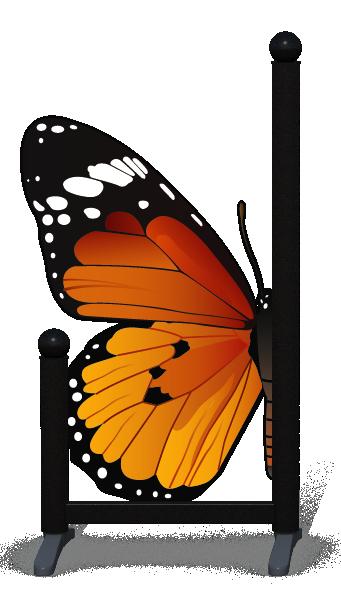 Wing > Butterfly > Orange Butterfly