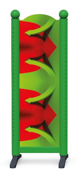 Wing > Combi M > 3D Arrows