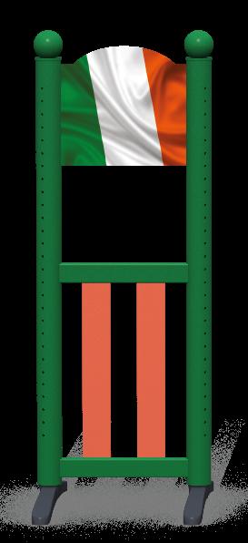 Wing > Combi K Arch > Irish Flag