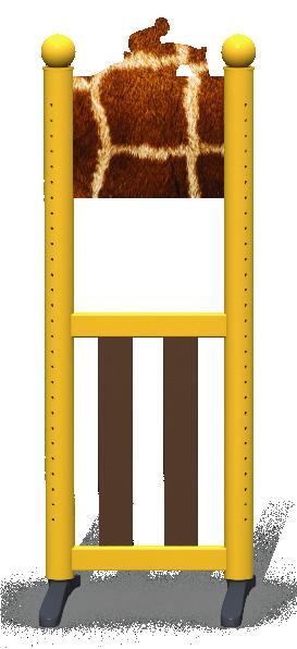 Wing > Combi I > Giraffe Skin