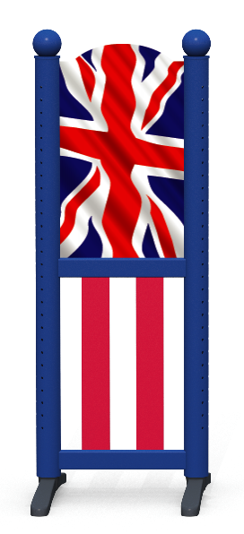 Wing > Combi L > United Kingdom Flag