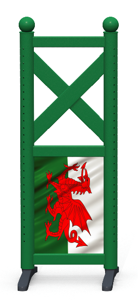 Wing > Combi F > Welsh Flag