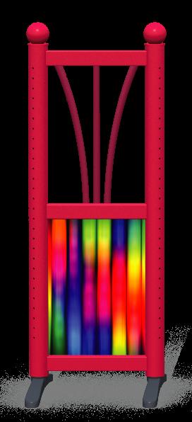 Wing > Combi G > Rainbow Tubes