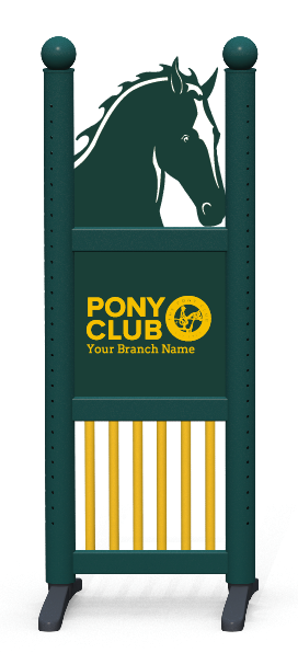 Wing > Combi Horse Head > Pony Club