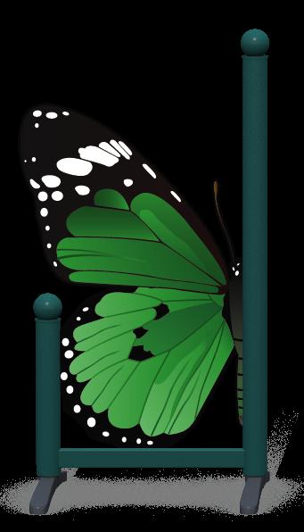 Wing > Butterfly > Green Butterfly