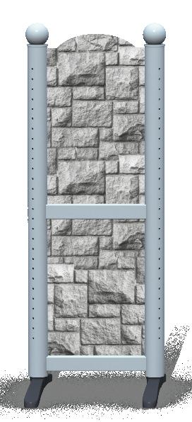 Wing > Combi H > Pillar Brick