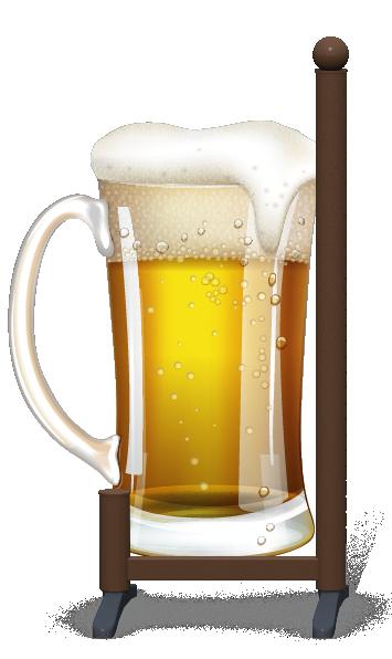 Wing > Beer Stein