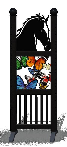 Wing > Combi Horse Head > Butterflies