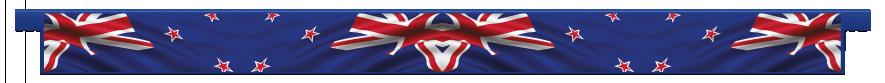 Planks > Straight Plank > New Zealand Flag