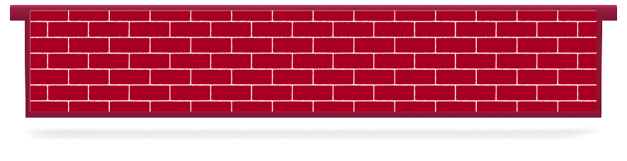 Fillers > Hanging Solid Filler > Full Brick