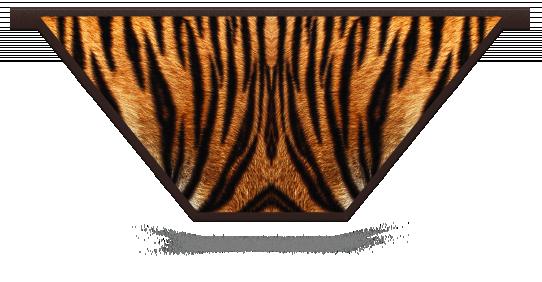 Fillers > V Filler > Tiger Skin