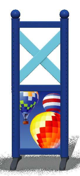 Wing > Combi F > Hot Air Balloons