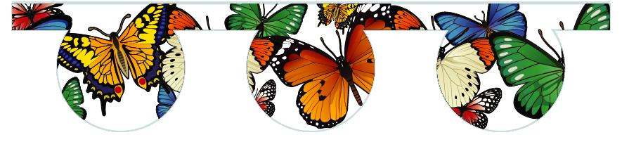 Fillers > O Filler > Butterflies