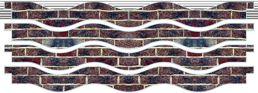 Planks > Wavy Plank x 4 > New Brick