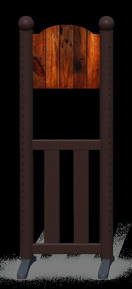 Wing > Combi K Arch > Dark Wood