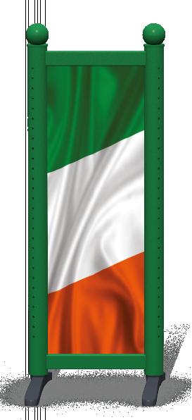 Wing > Combi N > Irish Flag