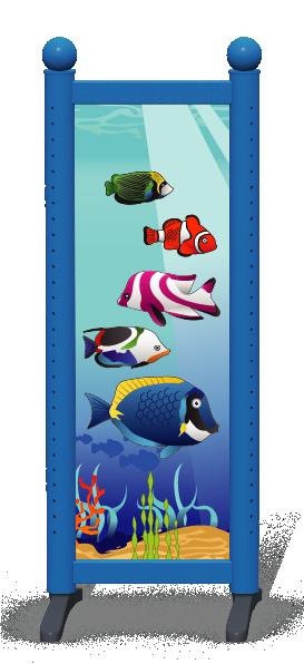 Wing > Combi N > Tropical Fish