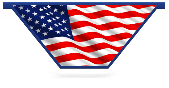 Fillers > V Filler > American Flag