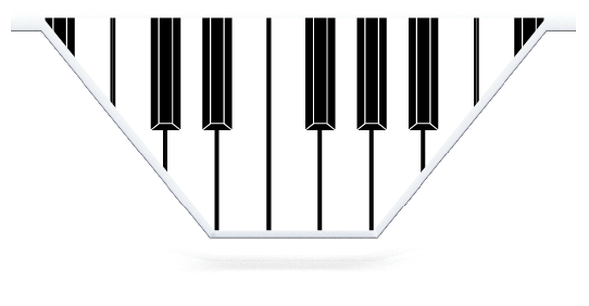 Fillers > V Filler > Piano Keys