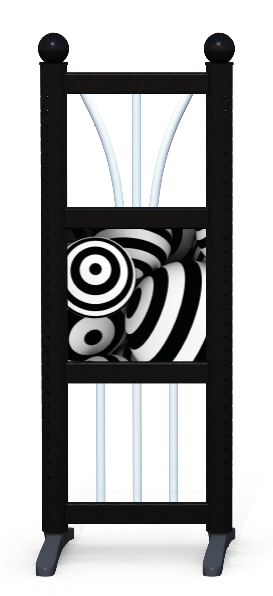 Wing > Combi D > Striped Circles