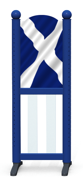 Wing > Combi L > Scottish Flag