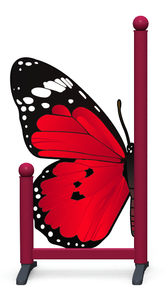 Wing > Butterfly > Red Butterfly