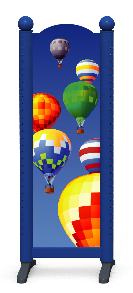 Wing > Combi M > Hot Air Balloons